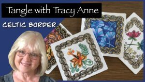 How to draw a Celtic Border